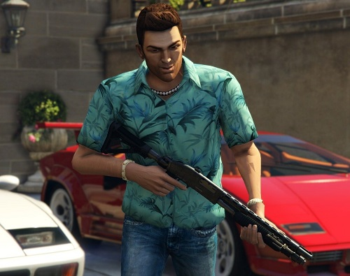 Hero Tommy Vercetti