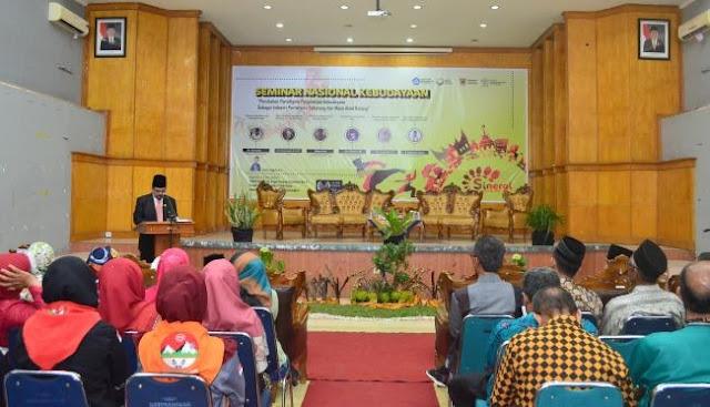 IAIN Batusangkar Selenggarakan Seminar Nasional Kebudayaan