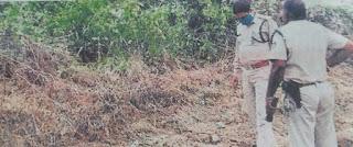 36 घंटे बाद 10 किलोमीटर दूर खेत में मिला मासूम का शव