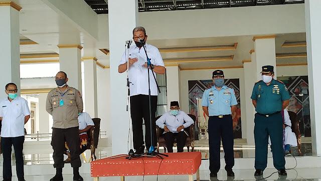 Bupati Maluku Tenggara M Thaher Hanubun
