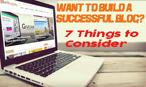 tips that can help make your blog successful