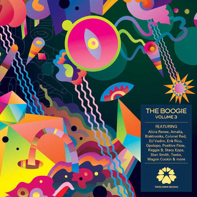 Tokyo Dawn Records - The Boogie Volume 3