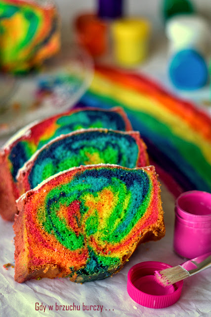 kolorowa babka