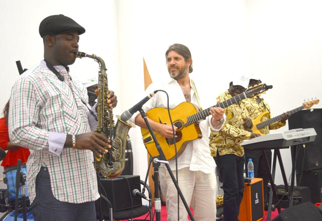 From the Drive - U S  Embassy Nigeria Blog: Jazz: Born in America