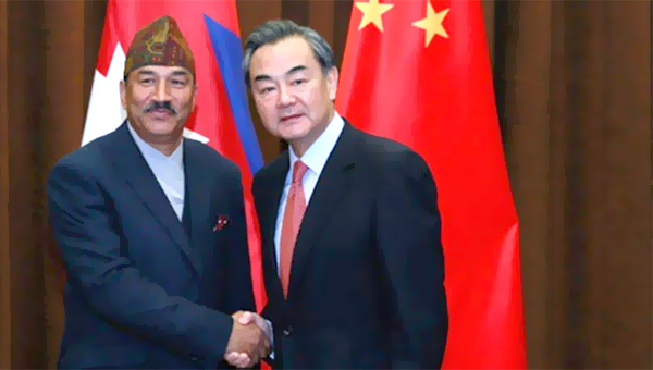 china-and-nepal-relation-against-india