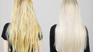 How To Fix Yellow And Brassy Hair In Seconds