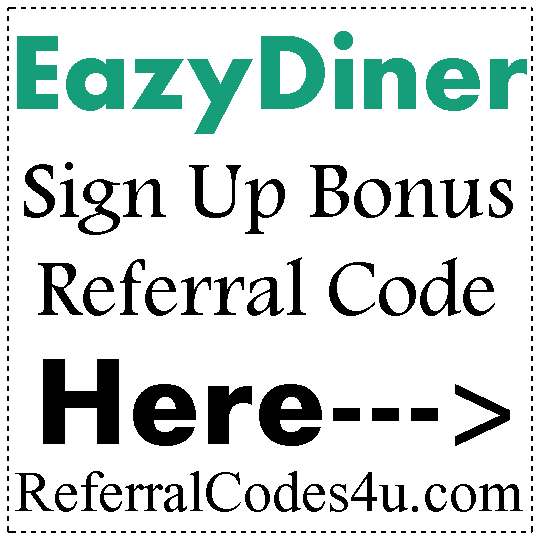 EazyDiner App Referral Codes 2016-2017, EazyDiner App Mobile Download Android and Iphone
