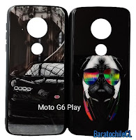 Protector Hombre  Moto G6 Play