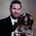 Μέσι – Χρυσή Μπάλα: «Το ποδόσφαιρο έχει μονάχα έναν Θεό!»