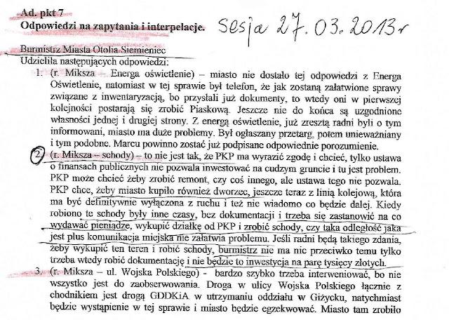 Miksza on-line: schody z osiedla Piaskowego na ulicę M. Skłodowskiej-Curie w Mrągowie