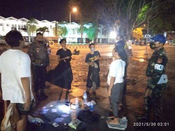 TNI – Polri Perketat Patroli Antisipasi Balap Liar di Jember
