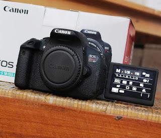 Jual Canon EOS 700D Bekas