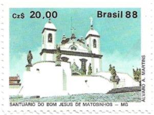 Selo Santuário de Bom Jesus de Matosinhos