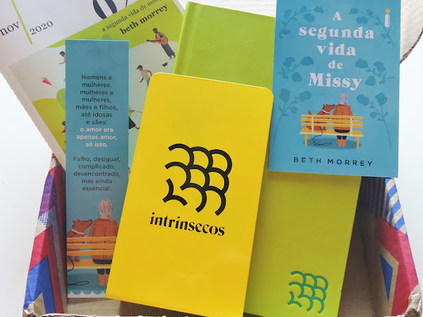 Intrínsecos, o clube de livros da Editora Intrínseca #026