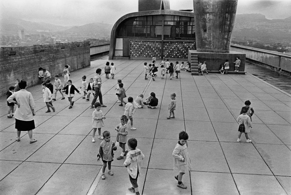 I maestri del 900 le corbusier e mies - Le corbusier tetto giardino ...