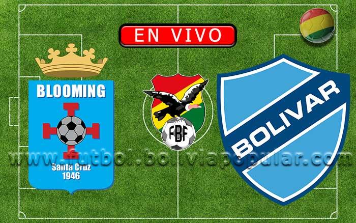 【En Vivo】Blooming vs. Bolívar  - Torneo Apertura 2020