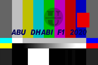 FIA Formula 1 Abu Dhabi Grand Prix Eutelsat 7A/7B Biss Key 11 December 2020
