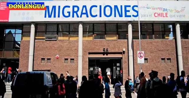 56 Venezolanos ilegales fueron expulsados de Chile