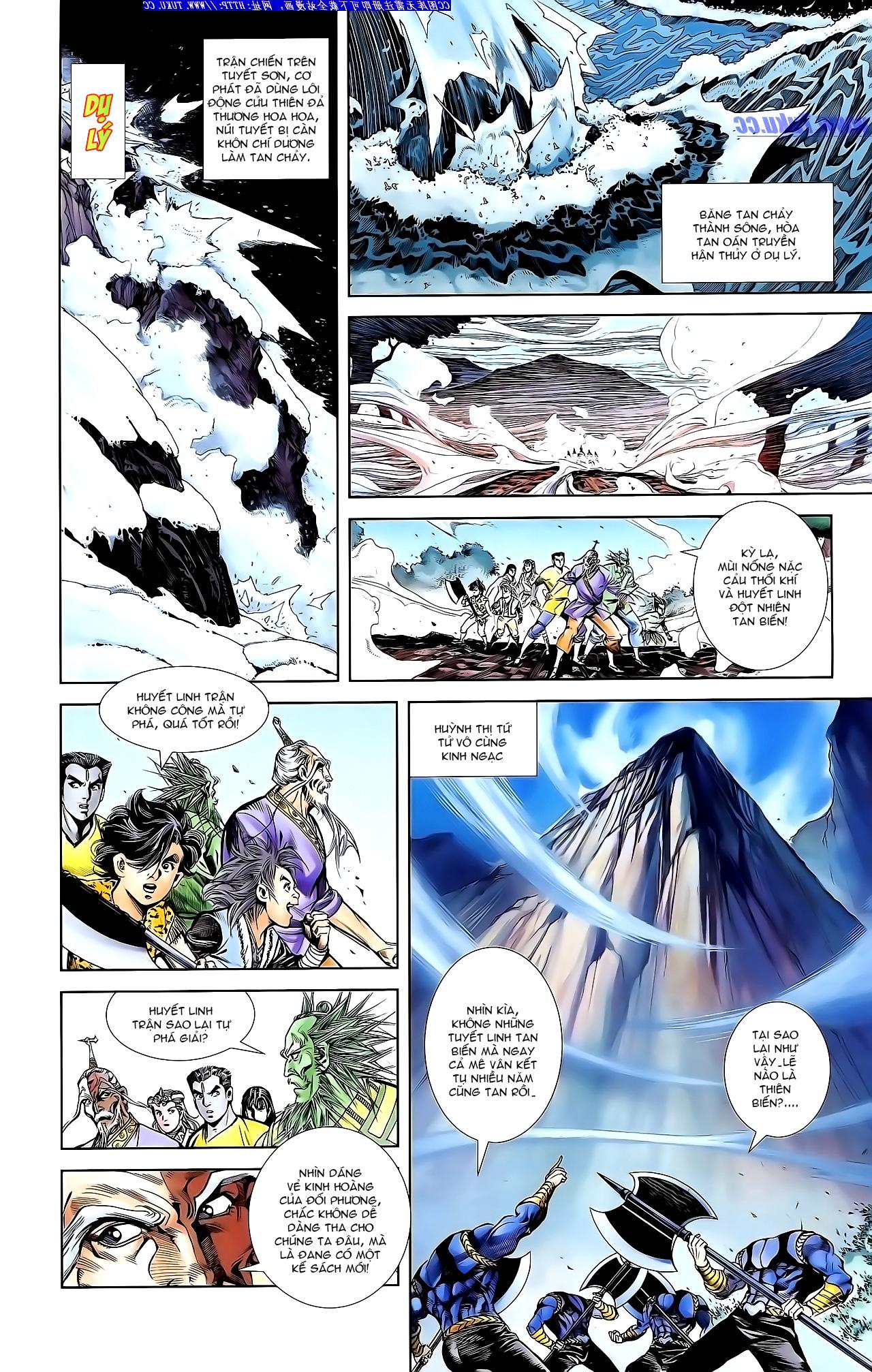 Cơ Phát Khai Chu Bản chapter 144 trang 12