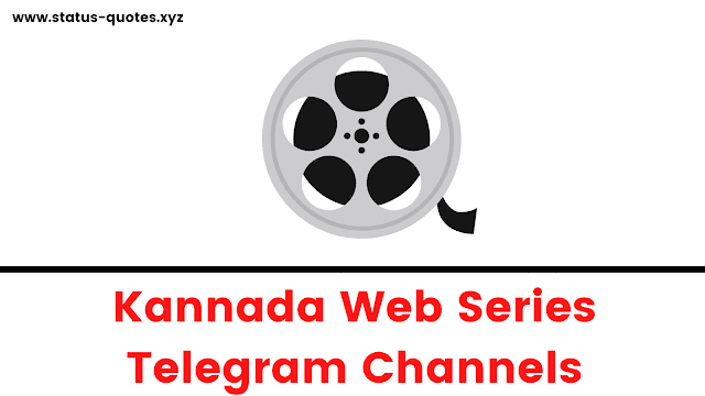 Kannada Web Series Telegram Channels
