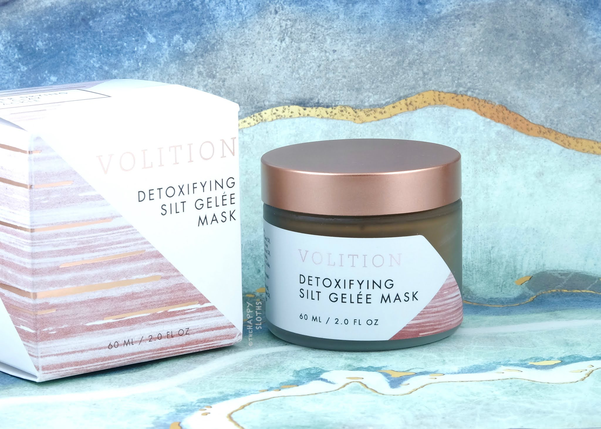 Volition Beauty | Detoxifying Silt Gelee Mask: Review