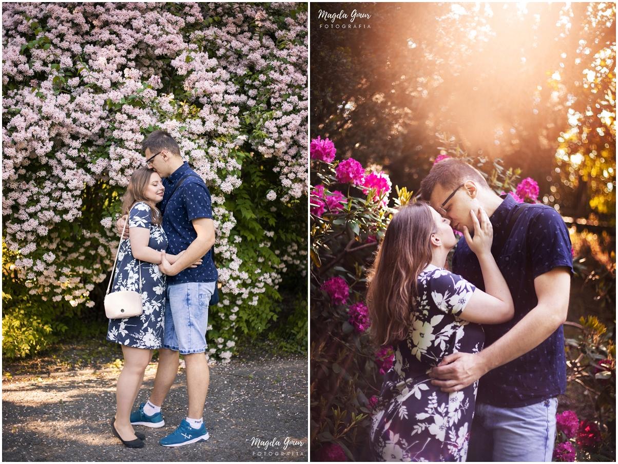 sesja pary, zdjecia zakochanych, fotograf lublin, fotograf opoczno, sesja narzeczenska, fotograf slubny opoczno, ogrod botaniczny w lublinie, sesja w ogrodzie botanicznym, sesja narzeczenska lublin, magda gmur fotografia
