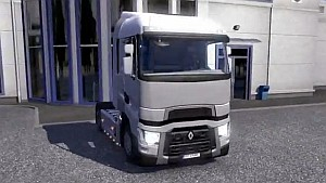 New Renault Range T v1 Beta