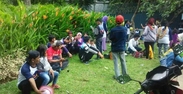aksi 412 Parade Budaya Kita Indonesia