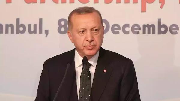 Ερντογάν: Η Ελλάδα θα πληρώσει διεθνώς το τίμημα για τις ενέργειές της