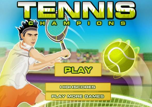 لعبة بطولة التنس 2014 اون لاين