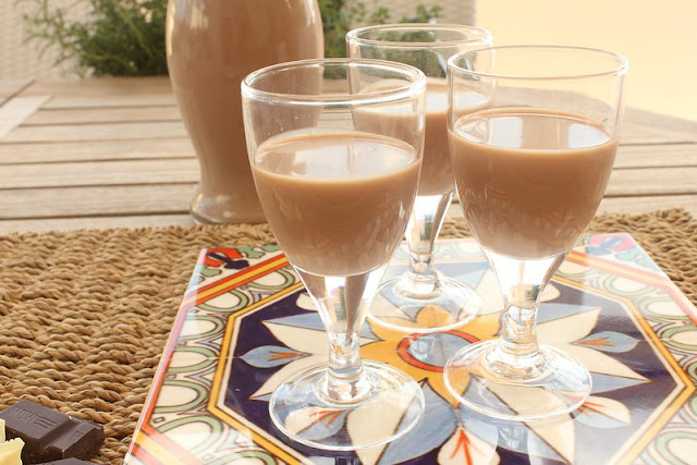 Baileys Irish Cream Liqueur with Thermomix