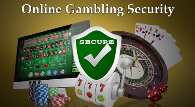 online gambling security casino privacy