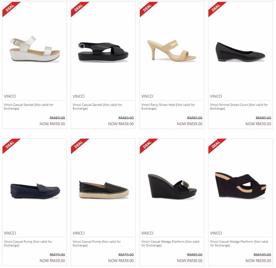 Vincci Shoes Online