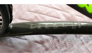 tennis racket specs