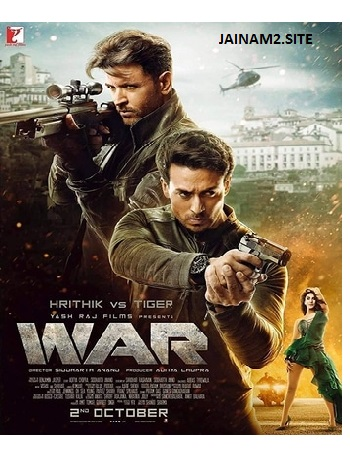 WAR 2019 BDRip