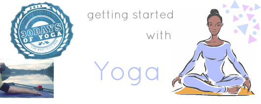 I started Yoga! #yogamy