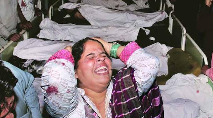 Ibu Lahore Berduka