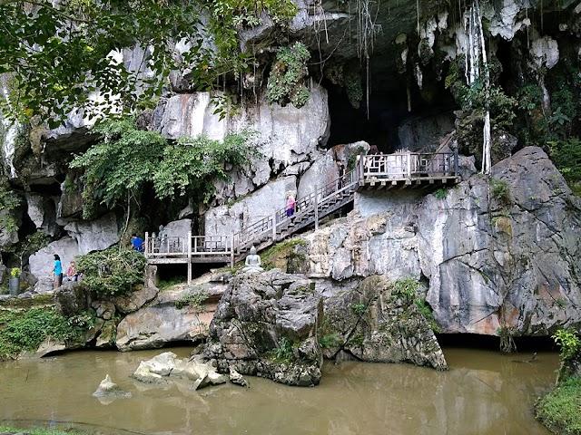 Sarawak | Teraba-raba di Wind Cave Nature Reserve @ Gua Angin