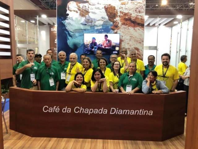 Produtores de café de Ibicoara participam de evento internacional em BH
