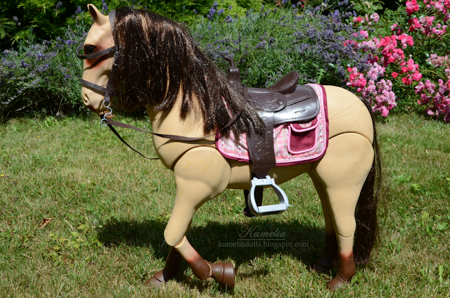 Our Generation horse for dolls