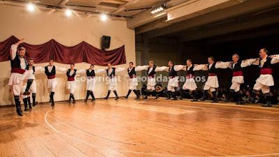 «Αικατερίνεια 2016»: Στα μονοπάτια της παράδοσης, με όχημα το Χορευτικό Όμιλο Κατερίνης