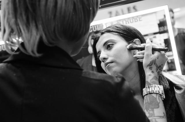 NYX Cosmetics Preview Party at Tyson's Corner Center-Mari Estilo- Beauty Blogger-DC Blogger- NYX Cosmetics