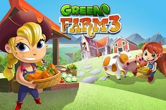 Green Farm 3 Mod Apk v4.1.3 (Unlimited money)