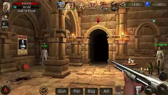 عرض عن زنزانة مطلق النارRPG Dungeon Shooter لعبة مدفوعة