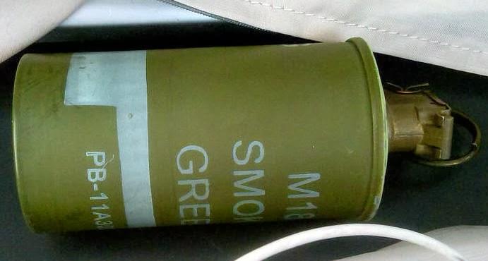 Smoke Grenade (IAD)