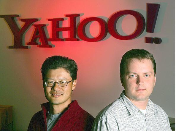 Kisah Sukses Pendiri Yahoo - Jerry Yang & David Filo