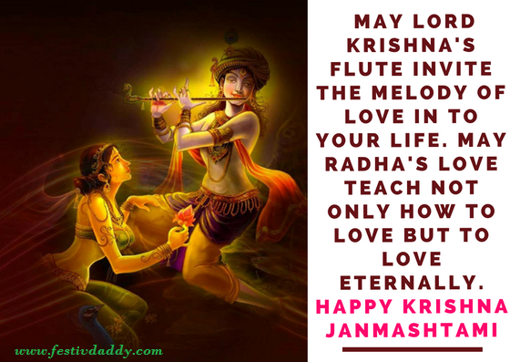 Top 10 Krishna Janmashtami 2018 Wishes Messages Quotes From Gita