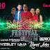 Vem ai, neste sábado,  Neon Festival 2018: Uma noite para ficar na história