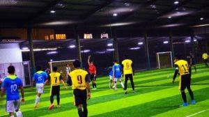 Benarkah Bermain Futsal di Malam Hari