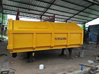 Container Sampah dan Bak Sampah